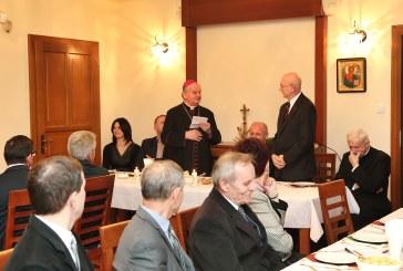 Spotkanie Opłatkowe Zarządu DIAK w Jeleśni