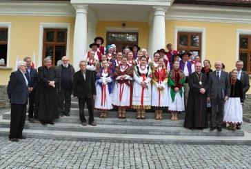 Spotkanie z Biskupem T. Rakoczym w Jeleśni 9 maja 2015 r.