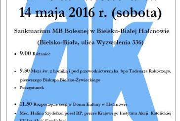 Sesja Naukowa w Hałcnowie