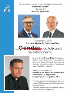 2016.06.15 Dariusz Oko plakat