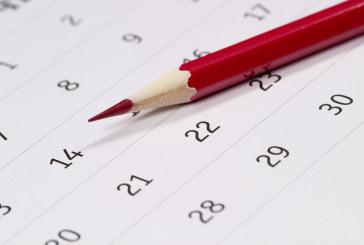 Kalendarium 2017
