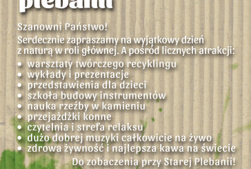 Zielony Dzień na Starej Plebanii