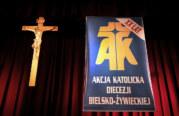 Fotorelacja z XX-lecia Akcji Katolickiej – gala w Bielskim Centrum Kultury