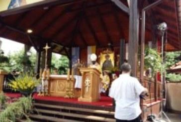 Uroczystości nadania Sanktuarium Matki Bożej Rychwałdzkiej tytułu bazyliki mniejszej
