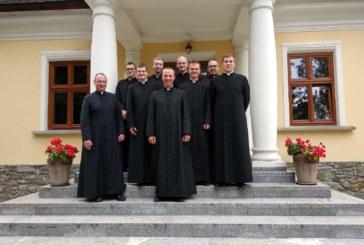 Klerycy Wyższego Seminarium Duchownego w Jeleśni