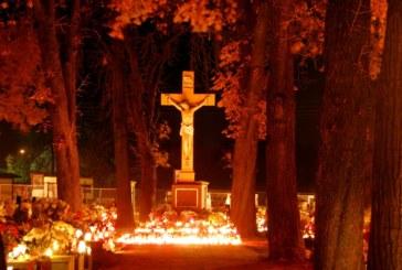 Msza św. za zmarłych członków AK