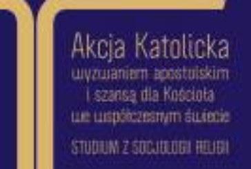 Nowa książka Ks. prof. Tadeusza Borutki