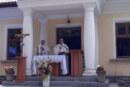 Uroczystość 100. rocznicy chrztu Świętego Jana Pawła II w Jeleśni