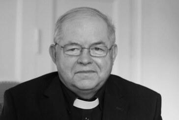 Zmarł ks. prałat Krzysztof Ryszka – informacje o pogrzebie
